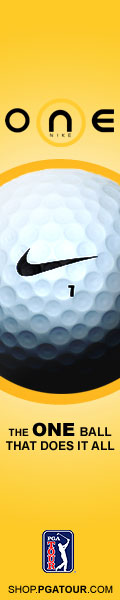 Nike One golf ball